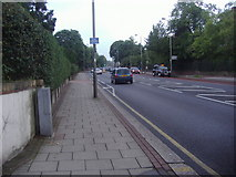 TQ2374 : Putney Hill looking southbound by David Howard