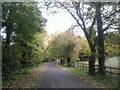 TQ4471 : Kemnal Road, Chislehurst by Marathon