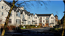 J4774 : Lakeview Manor, Newtownards by Albert Bridge