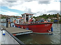ST5772 : The Taurus collects passengers from the SS Great Britain, Bristol by Anthony O'Neil