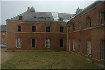 SO8844 : The Red Wing, Croome Court by Philip Halling