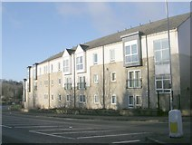 SE1734 : Otley Road Apartments - opposite Undercliffe Cemetery by Betty Longbottom