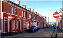 J3573 : Dublin Street, Belfast (1) by Albert Bridge