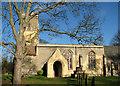TL5458 : Little Wilbraham: St John the Evangelist by John Sutton