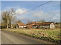 TM3670 : North Grange Farm, Sibton by Adrian S Pye