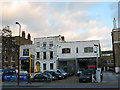 TQ3075 : Car hire on Clapham Road by Stephen Craven