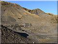 SN8074 : Cwm Ystwyth mine remains by Nigel Brown