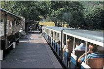 NY1700 : Ravenglass & Eskdale Railway - 1983 by Helmut Zozmann