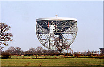 SJ7971 : The Lovell Telescope by David Dixon