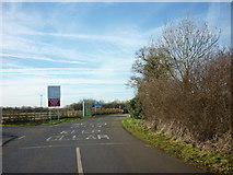 TF0744 : Sleaford recycling site by Ian S