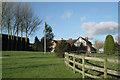 SP2262 : Blacon Farm house by Robin Stott