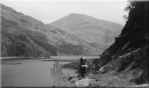 NG9307 : Path to Kinloch Hourn by Jim Barton