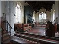 TL4538 : Holy Trinity, Chrishall, Essex - Chancel by John Salmon
