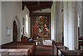 TL4538 : Holy Trinity, Chrishall, Essex - South aisle by John Salmon