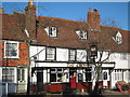 TQ7736 : The Crown, Cranbrook by Oast House Archive