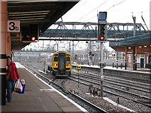 SE5703 : Doncaster station: semi-fast regional service by Stephen Craven