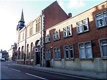 SY9287 : Town Hall, Wareham by Maigheach-gheal