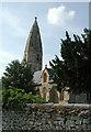 SJ2322 : St Michael the Archangel, Llanyblodwel by John Salmon