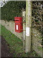 ST5902 : Frome St. Quintin: postbox № DT2 27 by Chris Downer
