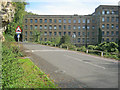 SK5165 : Pleasley Mills - Mill 3 by Trevor Rickard