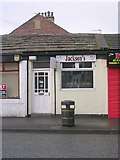SE1735 : Jackson's Fish & Chips - Undercliffe Road by Betty Longbottom