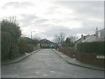 SE1735 : Ennerdale Drive - Ennerdale Road by Betty Longbottom
