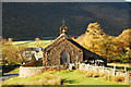 NY1717 : St James Church Buttermere by Malcolm Sandilands