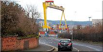 J3574 : Dee Street, Belfast (1) by Albert Bridge