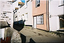 SW9980 : Fore Street in Port Isaac by Trionon