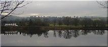 SJ9471 : Bottoms reservoir by steven ruffles