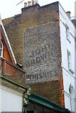 "TQ3386 : ""Ghost sign"", Cazenove Road, Stoke Newington by Julian Osley"
