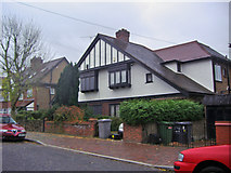 TQ2284 : Houses on Peter Avenue, Willesden by David Howard