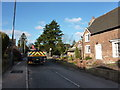 SK3439 : Highway Maintenance, Allestree by Peter Barr