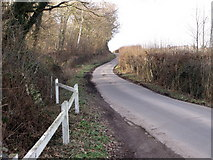 TQ5334 : Forge Road, Eridge, East Sussex by nick macneill