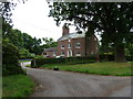 SJ6880 : Period house at Arley Green, Cheshire by Anthony O'Neil