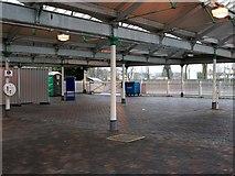 TF5663 : Railway Station, Skegness by Dave Hitchborne