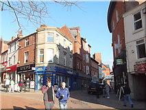 """SD8913 : """"Cashier Pawnbroker"""" 1 Baillie Street, Rochdale OL16 1JJ by Robert Wade"""