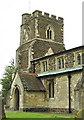 SP9624 : St. John the Baptist, Stanbridge, Bedfordshire by nick macneill
