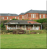 TG2809 : The Norfolk Lunatic Asylum (St Andrew's Hospital) - Annexe by Evelyn Simak