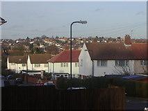 TQ2087 : View from Bush Grove, Kingsbury by David Howard