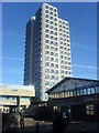 SK5902 : Attenborough Tower, University of Leicester by David Martin