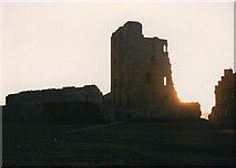 TA0489 : Scarborough Castle by Stephen Craven