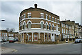 TQ3385 : Old pub by Robin Webster