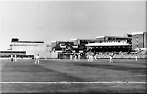 SJ8195 : Old Trafford Cricket Ground by David Dixon