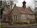 NZ0365 : Old Vicarage Lodge by Trevor Littlewood