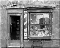 SP0198 : Shop in George Street, Walsall, Staffordshire by Roger  Kidd