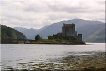 NG8825 : Eilean Donan Castle by Alan Edwards