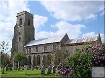 TG2834 : Trunch St Botolph's church by Adrian S Pye