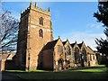 SO8454 : St John in Bedwardine by Bill Nicholls