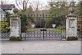 SD3791 : Gateway to Graythwaite Hall by Tom Richardson